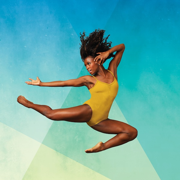 Dancer at Alvin Ailey American Dance Theater