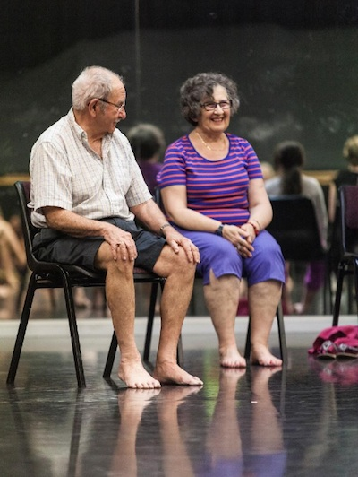 QB's Dance for Parkinson's program in Australia