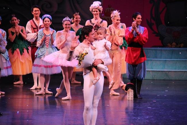 Matthew Lawrence Queensland Ballet