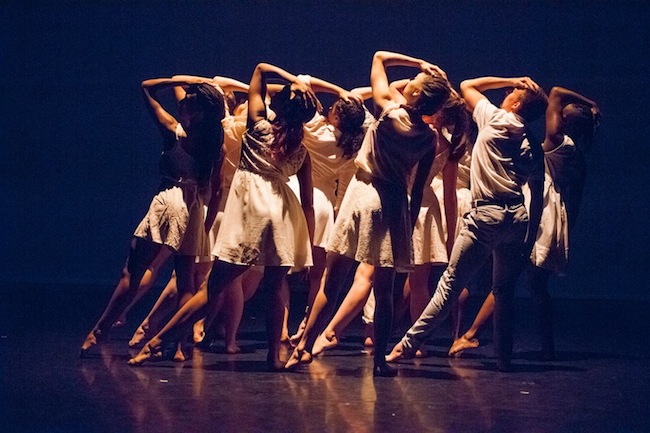 Quicksilver youth dance company in London