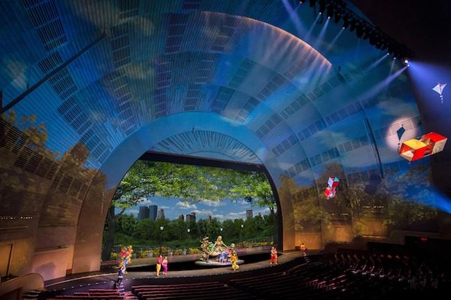 New York Spring Spectacular at Radio City