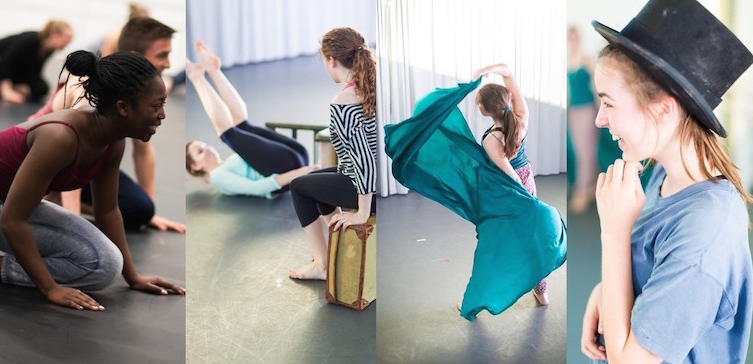 Choreography initiative for secondary schools and colleges