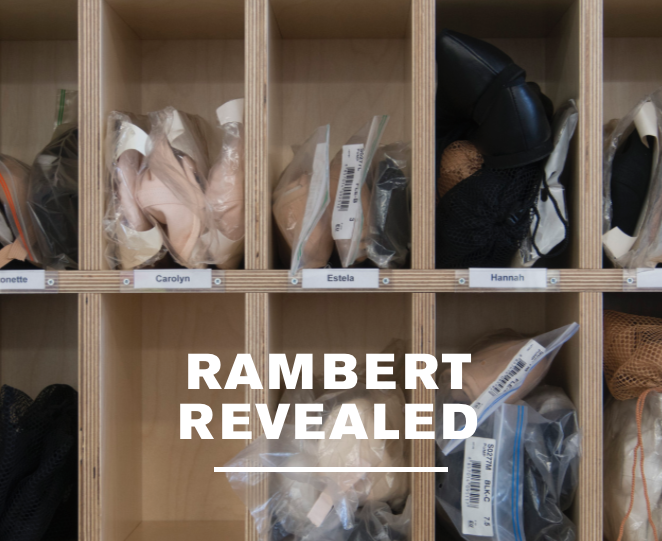 Rambert Revealed October 2015