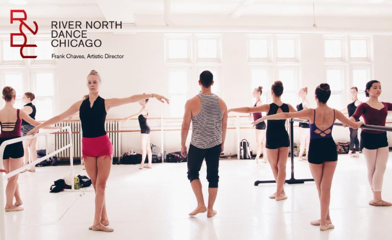River North Dance Chicago Workshops