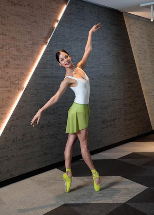 Robyn Hendricks nominated for 2015 Telstra Ballet Dance Award