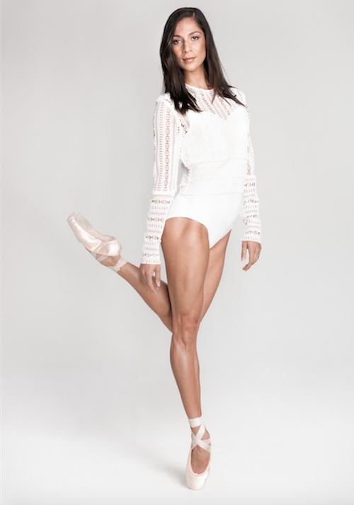 Robyn Hendricks of The Australian Ballet