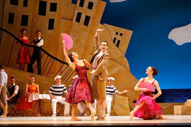 Royal New Zealand Ballet performing Don Quixote
