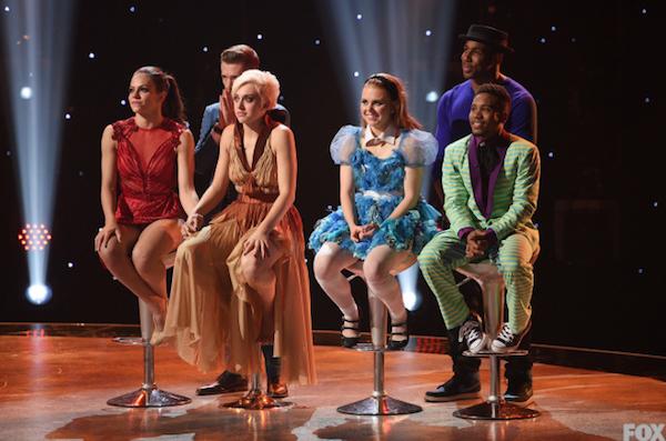 So You Think You Can Dance Season 12 Top 4