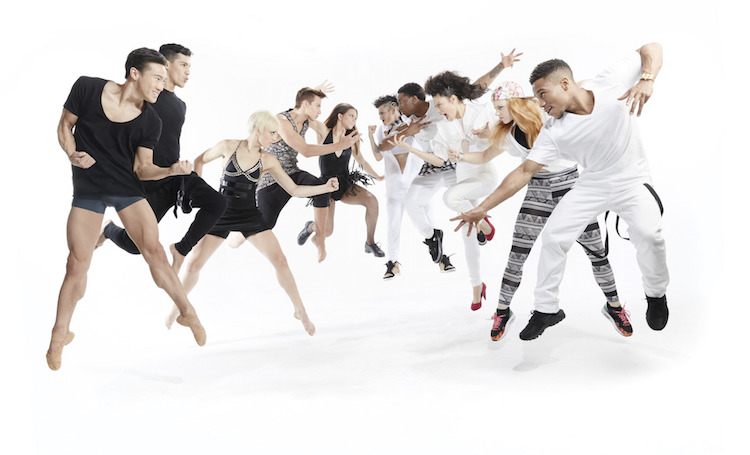 So You Think You Can Dance Season 12 Top 10 dancers