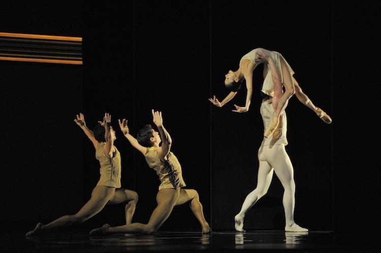 San Francisco Ballet in Caprice