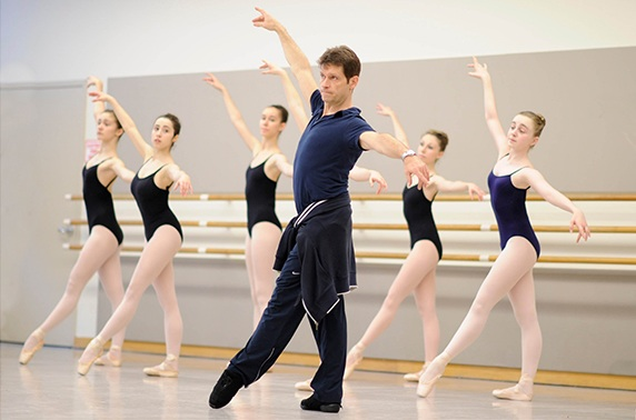 San Francisco Ballet School 2014-15 Master Class Series