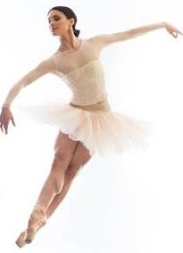 American Ballet Theatre Soloist Sarah Lane