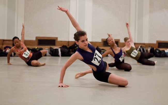 The School at Jacob's Pillow 2015 Audition Tour