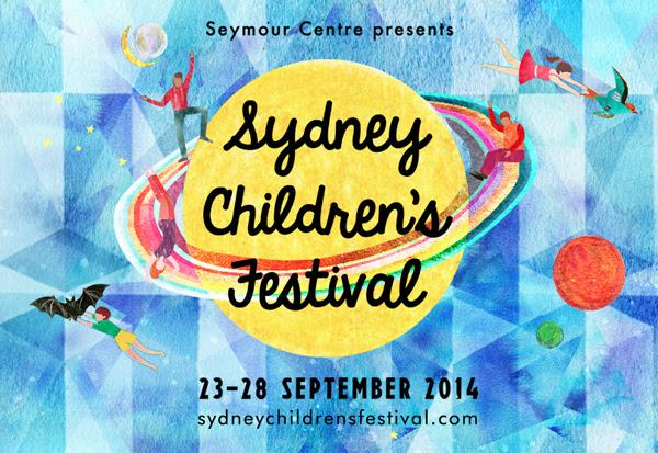 "Sydney Children's Festival presents the ""Let's Dance"" workshops"
