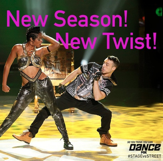 So You Think You Can Dance Season 12