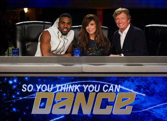 So You Think You Can Dance Season 12 judges