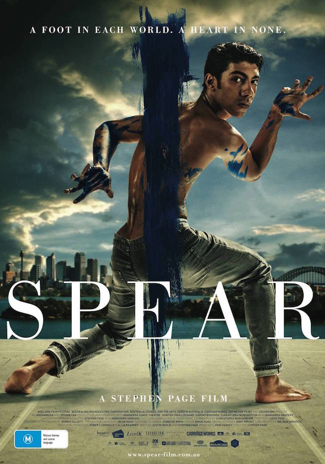 Spear coming to Australian cinemas in March 2016