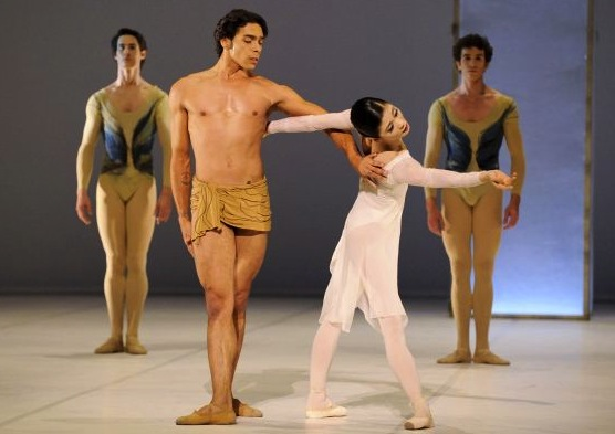 Stuttgart Ballet in Requiem