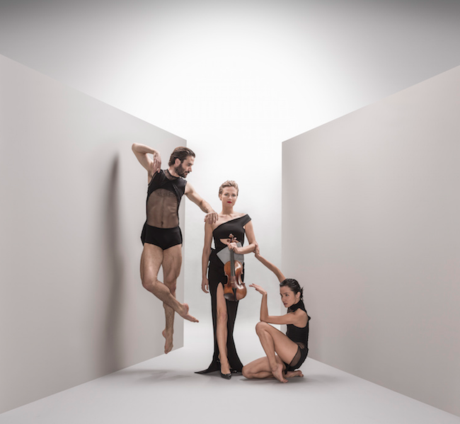 Sydney Dance Company and Australian Chamber Orchestra for Illuminated program 2015