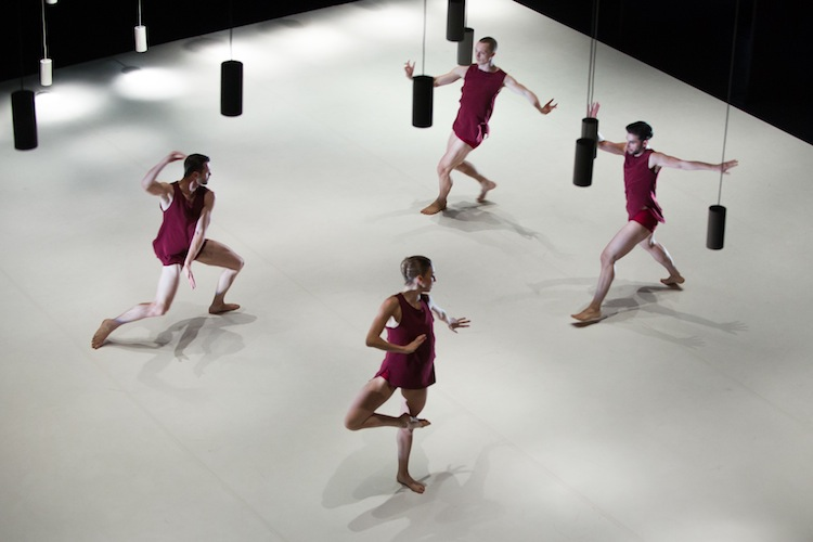 Sydney Dance Company's Scattered Rhymes