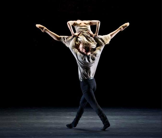 Norwegian National Ballet in Jiří Kylián's Symphony of Psalms