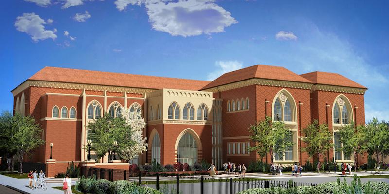 USC Kaufman School of Dance opens huge Dance Center