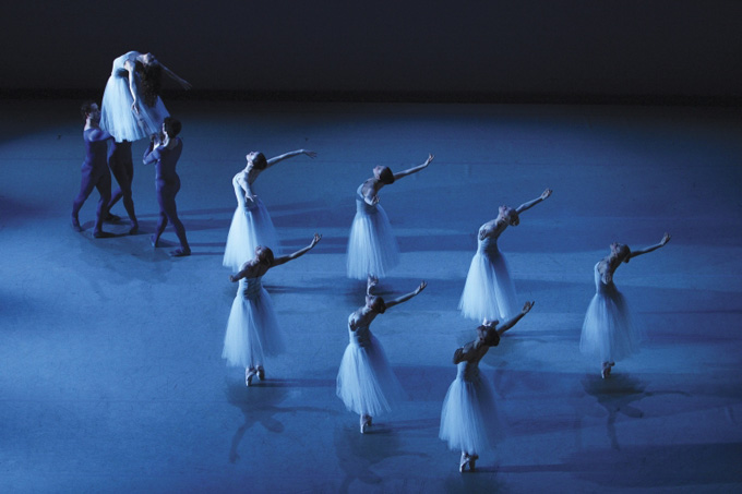 Pennsylvania Ballet to perform George Balanchine's Serenade at Vail International Dance Festival