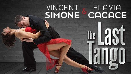 Vincent Simone & Flavia Cacace