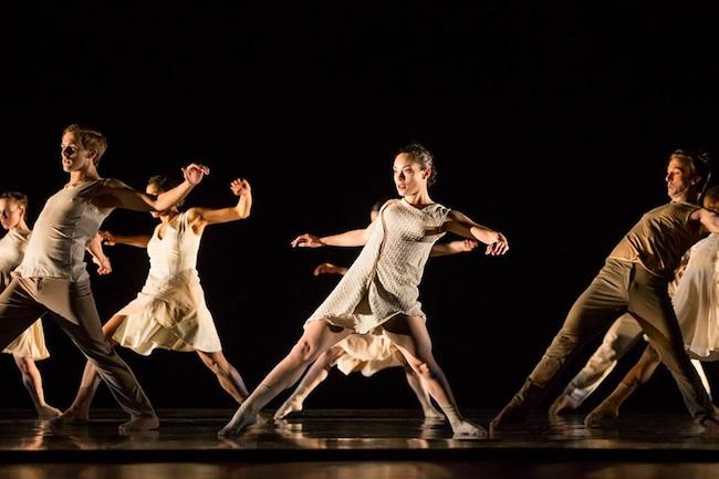 Visceral Dance Chicago Contemporary Dance Company