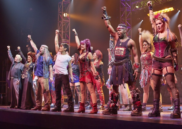 We Will Rock You Tour Dates