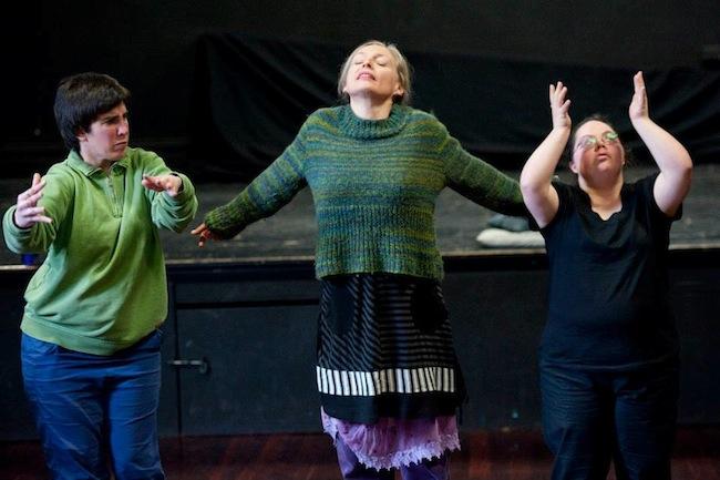Weave Movement Theatre Inclusive Dance Intensive