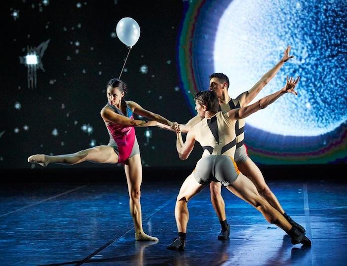 West Australian Ballet in Zip Zap Zoom