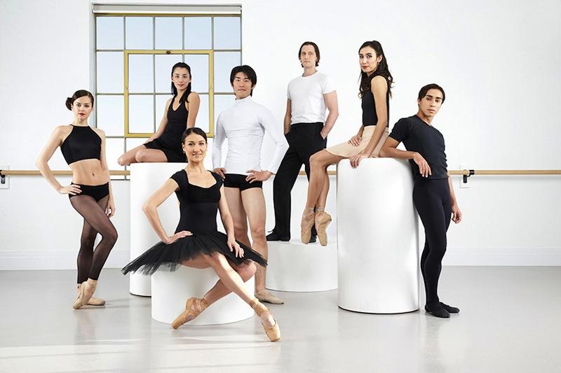 West Australian Ballet New York Auditions April 2015