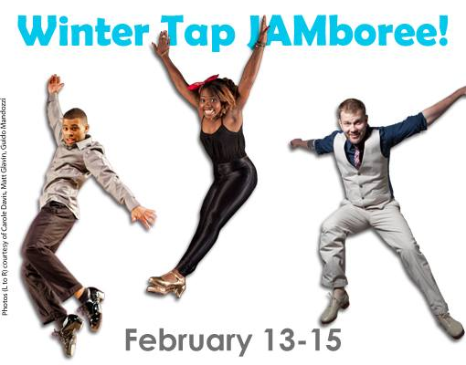Chicago Human Rhythm Project hosts 2015 Winter Tap JAMboree