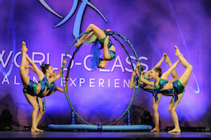 Dance competition touring across America - World-Class Talent Experience