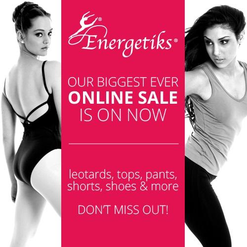 Energetiks online dance wear sale