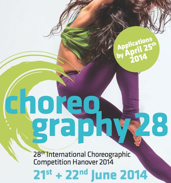 28th Hanover International Choreographic Competition