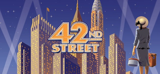 Tap dance down to '42nd Street' in Aurora - Dance Informa USA