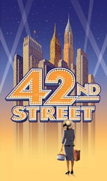 42nd Street at Paramount Theatre in downtown Aurora