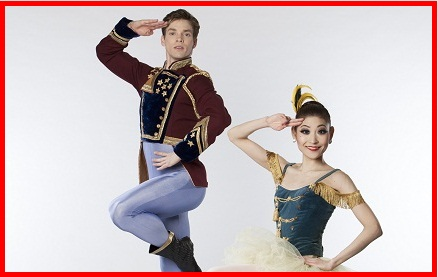 The Washington Ballet's 'Stars and Stripes'