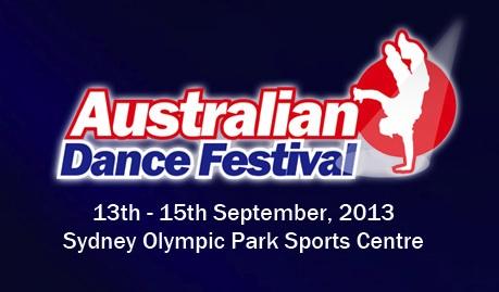 2013 Australian Dance Festival