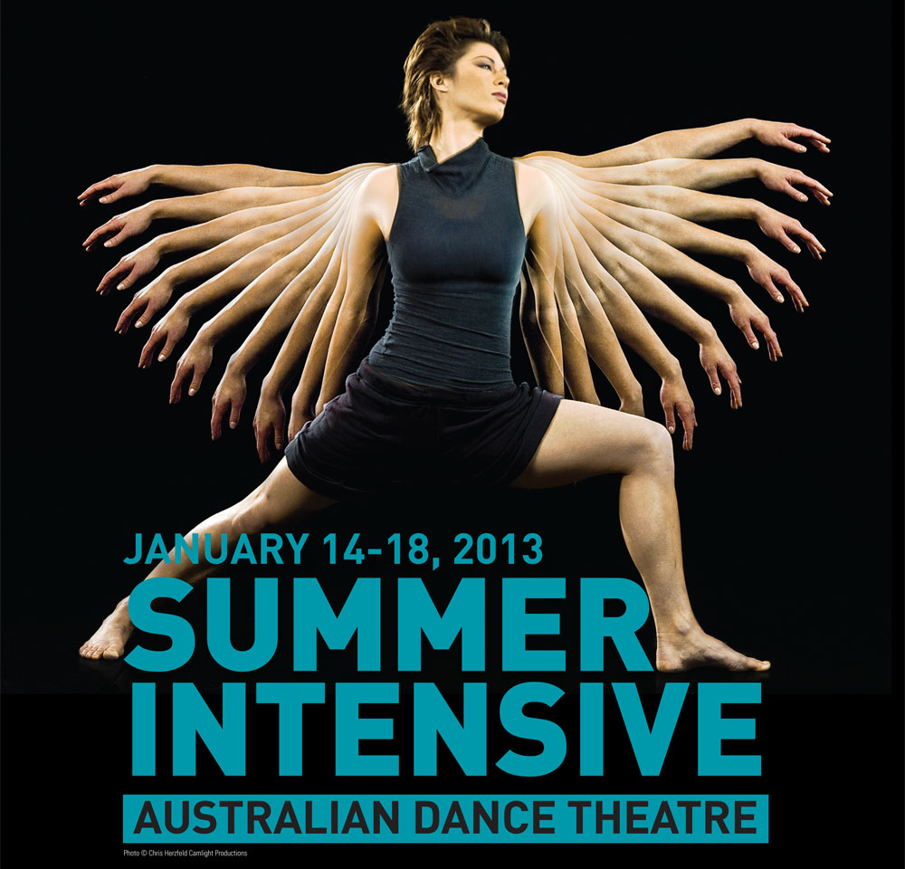 Australian Dance Theatre's Summer Intensive
