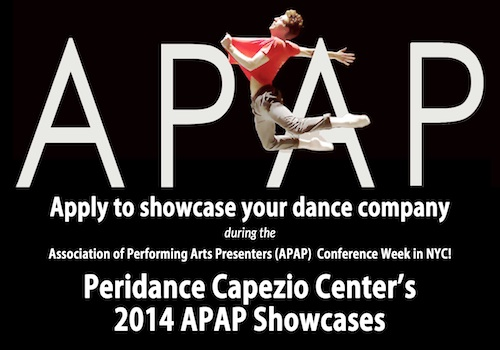 Applications open for 2014 APAP Showcases