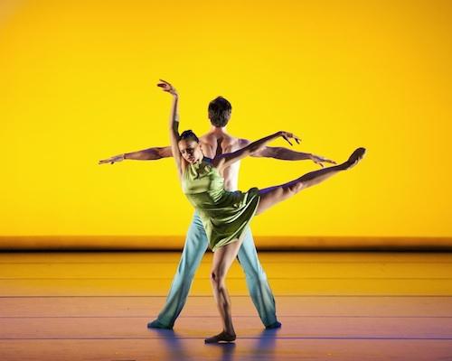 Aspen Santa Fe Ballet in Over Glow