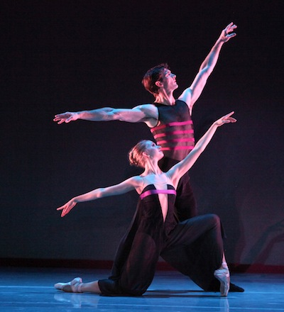 Atlanta Ballet in Christopher Wheeldon's Rush