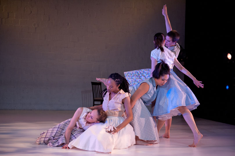 Alight Dance Theater in performance