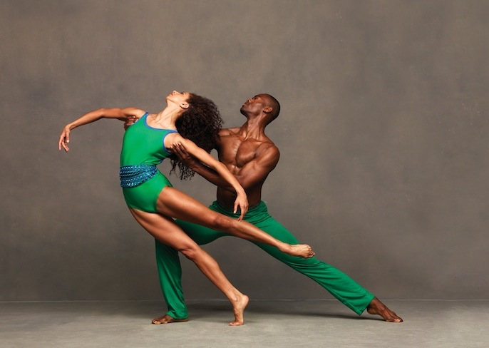 Alvin Ailey American Dance Theater's 2014 North American Tour