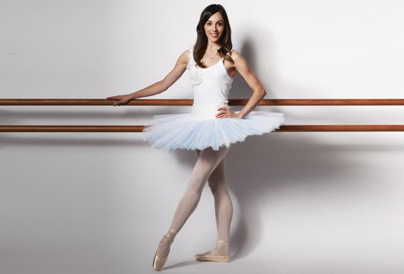 The Australian Ballet's Senior Artist Amy Harris. Photo by James Braund.