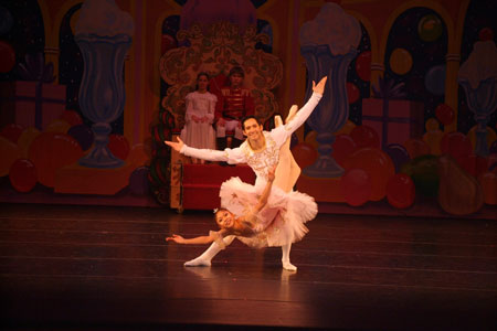 Arts Ballet Theatre of Florida - Nutcracker