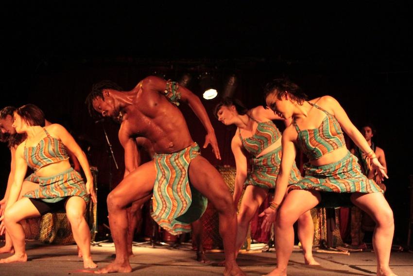 Asanti Dance Theatre